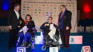 Podium R5 Jeunes Hugo  2ème